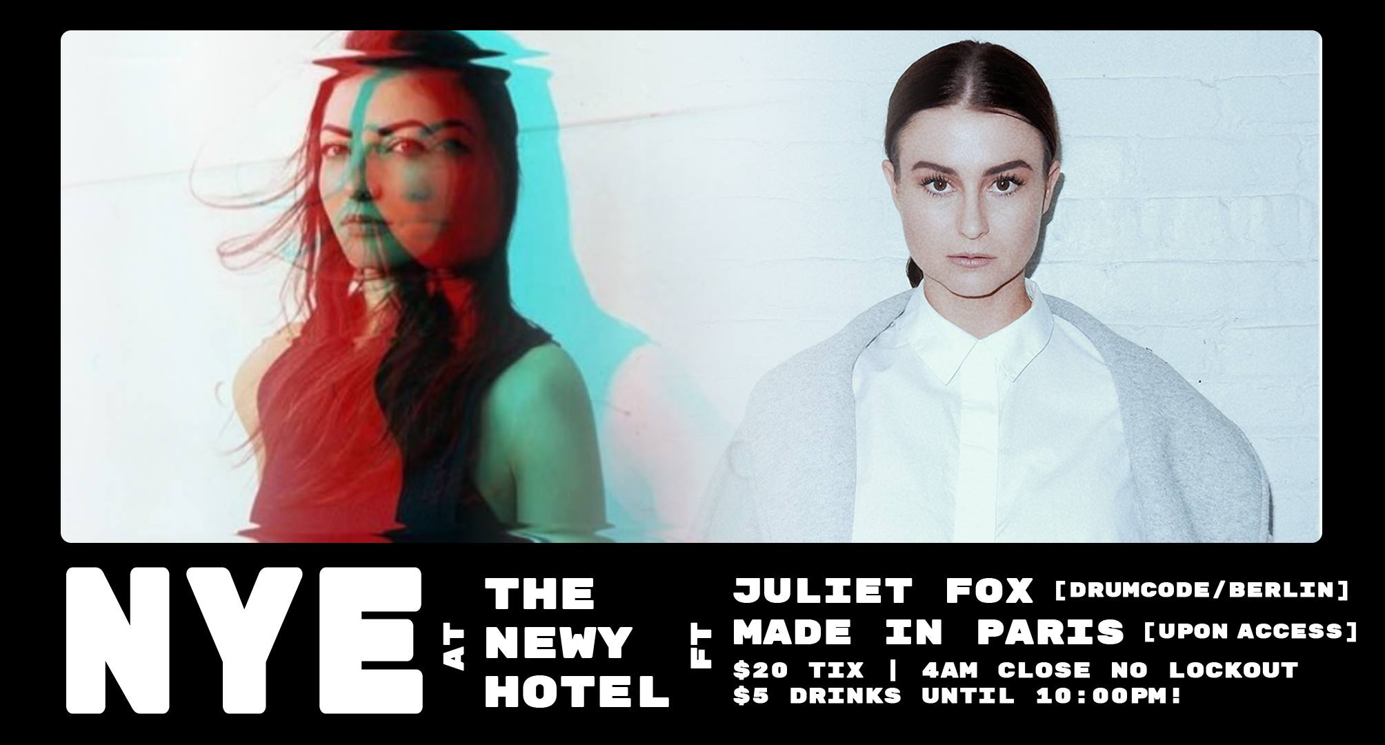 Oztix | News | The Newcastle Hotel Announce Epic NYE Lineup