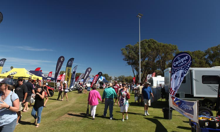 Oztix | News | Your Guide To The 2019 Geraldton Caravan, Camping and