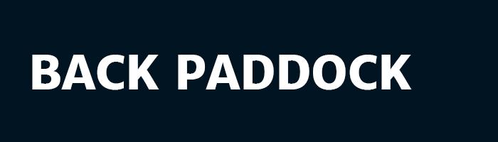 Back Paddock